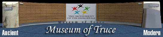 Monument of the Immortals - Museum of Truce